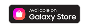 Get it on Galaxy Store